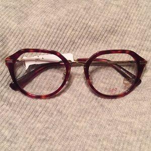 MCM Glasses Eyewear Frames TORTOISE & GOLD $300NEW